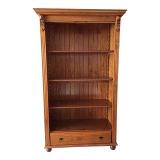 Tinno Manozzo Hausere Brazilian Wood Bookcase