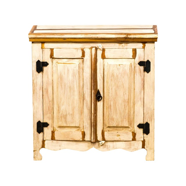 Reclaimed Wood Cabinet For Sale