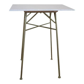 Stone Selamat Bistro Table For Sale