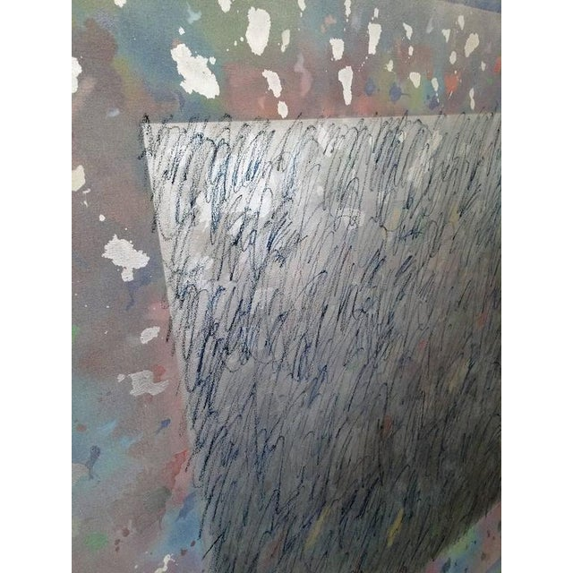 Gerald Campell Abstract Painting For Sale - Image 4 of 6