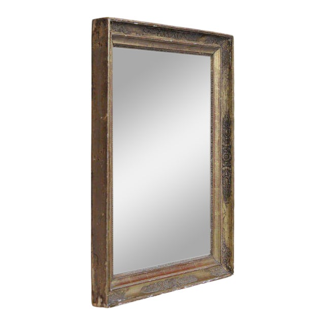 Early 19th Century Giltwood Mirror For Sale