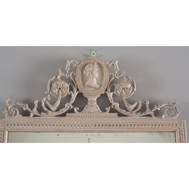 Traditional 19th Century Directoire Mirrors - a Pair For Sale - Image 3 of 12