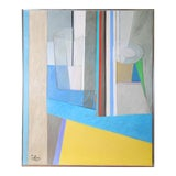 Image of Cubist Interior For Sale