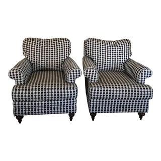 CR Laine Club Chairs - A Pair