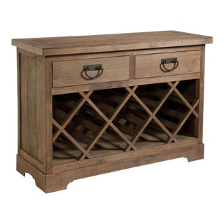 Richmond Reclaimed Wood Wine Bar