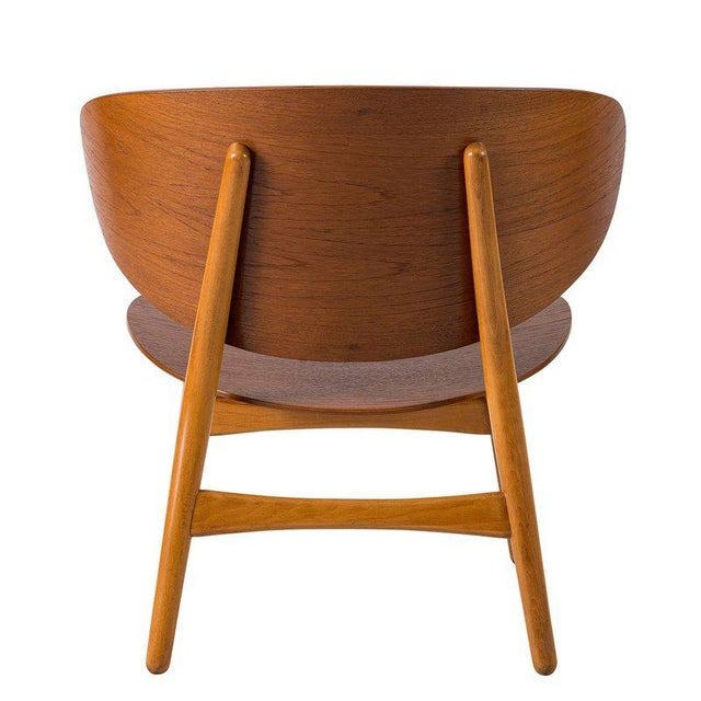 "Hans Wegner ""Shell"" Chair Model FH-1936 - Image 7 of 10"