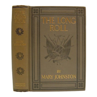 The Long Roll by Mary Johnston For Sale