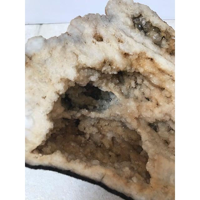 Vintage Geode Crystal Specimen For Sale - Image 4 of 6
