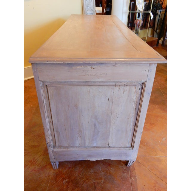 Off-white Early 19th Century French Directoire Enfilade For Sale - Image 8 of 12