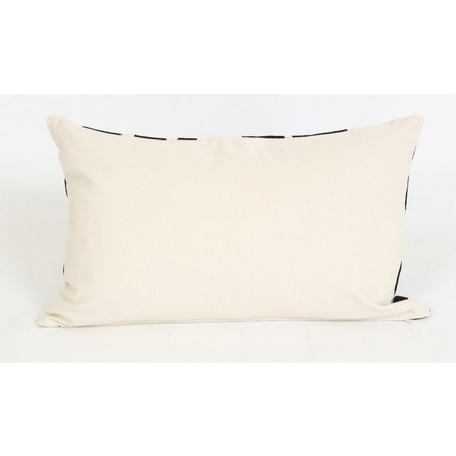 Embroidered Zebra Accent Pillow - NEW! - Image 3 of 4