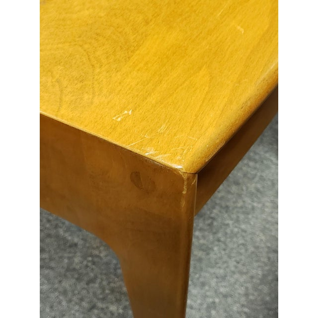 1960s Mid-Century Heywood Wakefield Nesting Tables - Set of 3 For Sale - Image 11 of 13