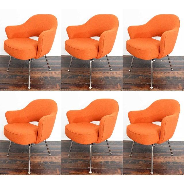Knoll Eero Saarinen Executive Armchair For Sale - Image 9 of 10