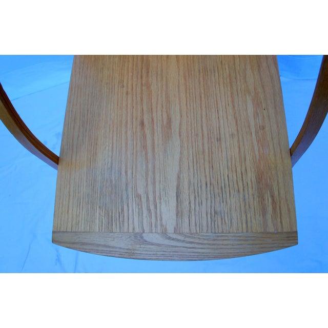 1970s Vintage Handmade Step Leaning Shelf For Sale - Image 11 of 12