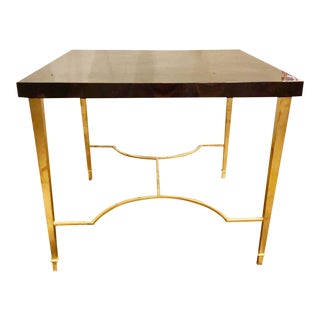 Currey & Co. Bruno Card Table