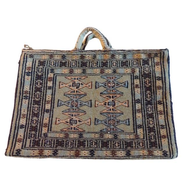 Vintage Kilim Saddle Bag - Image 1 of 5