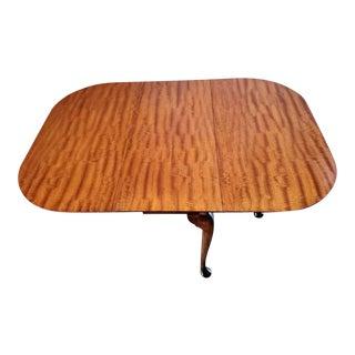 18th Century Georgian III Period Mahogany Drop Leaf Table For Sale
