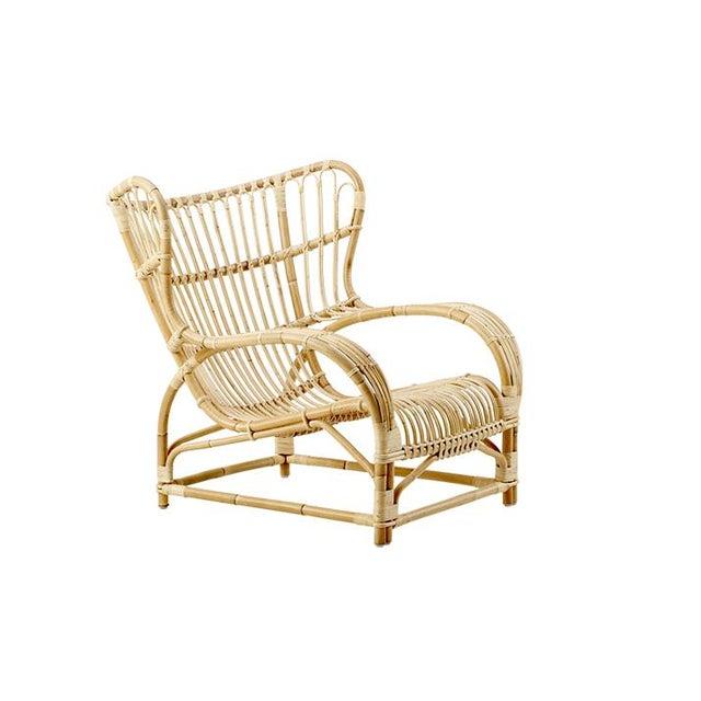 Viggo Boesen Teddy Chair by Viggo Boesen For Sale - Image 4 of 4