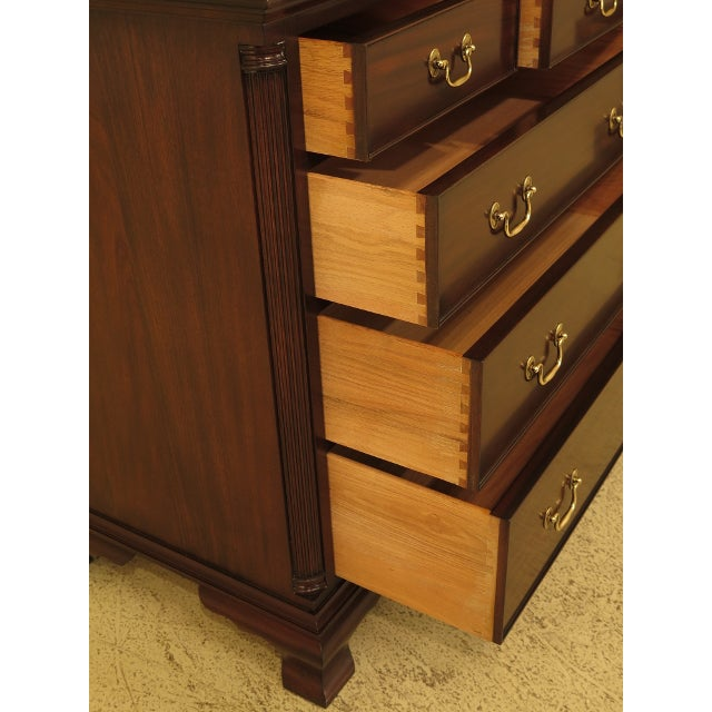 Henkel Harris Mahogany Dresser For Sale In Philadelphia - Image 6 of 13
