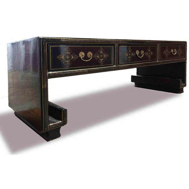 This wonderful mid-century coffee table exemplifies the Ming signature design style: simple, compact and adds refined...