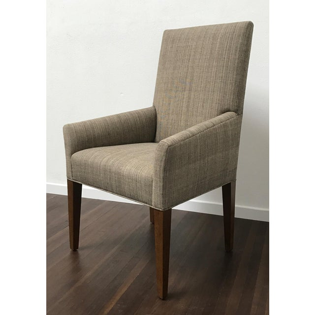 RJones Charleston Arm Chair For Sale - Image 5 of 9