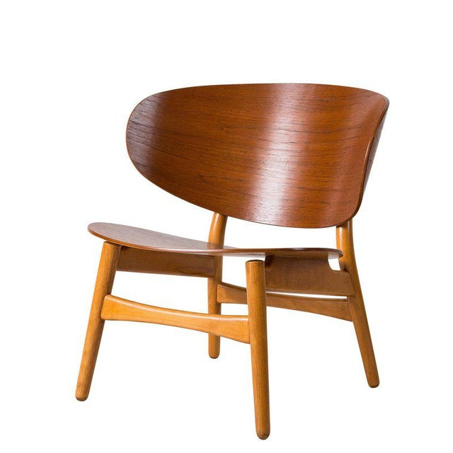 "Hans Wegner ""Shell"" Chair Model FH-1936 - Image 4 of 10"