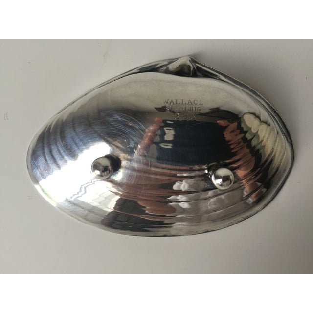 Sterling Reed & Barton Shell Dish - Image 5 of 6
