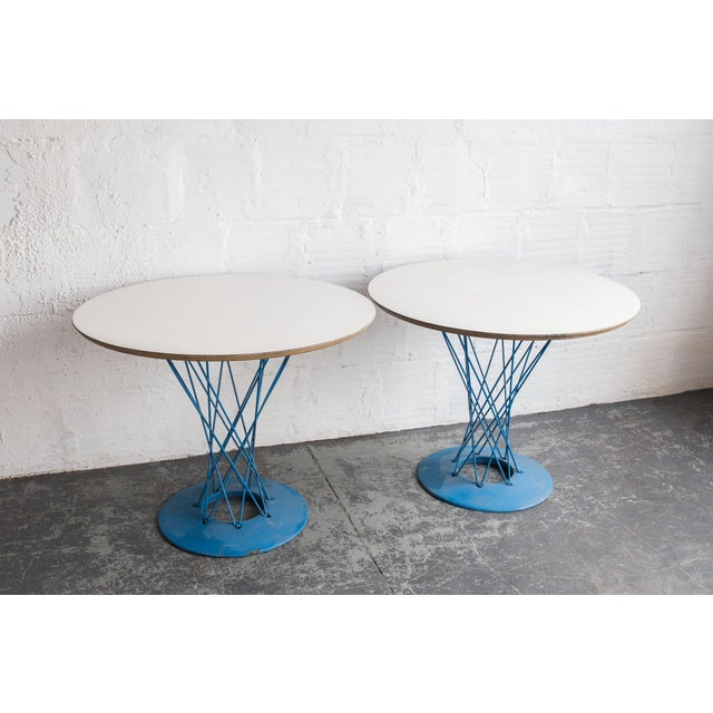 Isamu Noguchi for Knoll Cyclone Table For Sale - Image 5 of 7