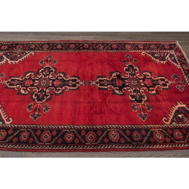 """Apadana - Vintage Persian Rug, 4'4"""" X 6'7"""" - Image 2 of 7"""