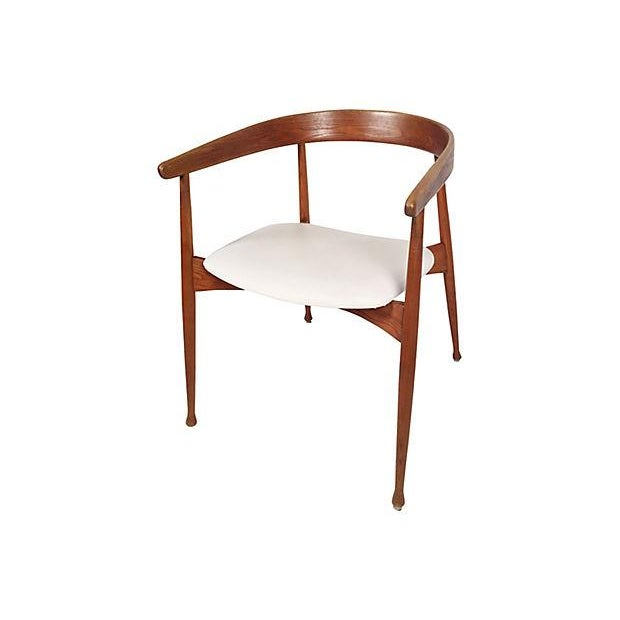Danish Mid Century Modern Chairs - S/4 - Image 5 of 7