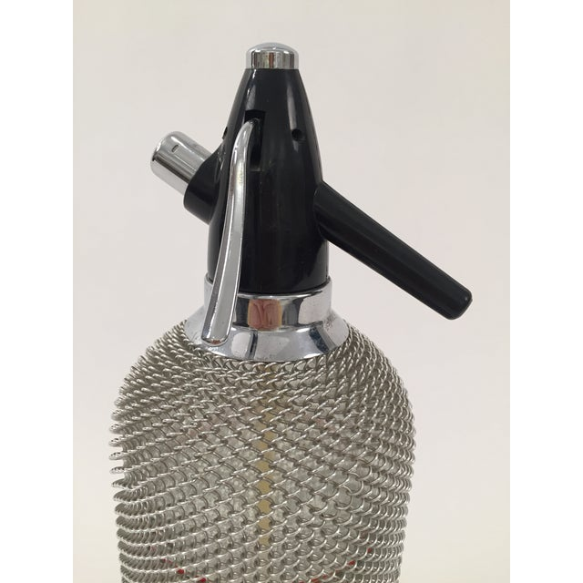 Vintage Stainless Soda Syphon - Image 3 of 9