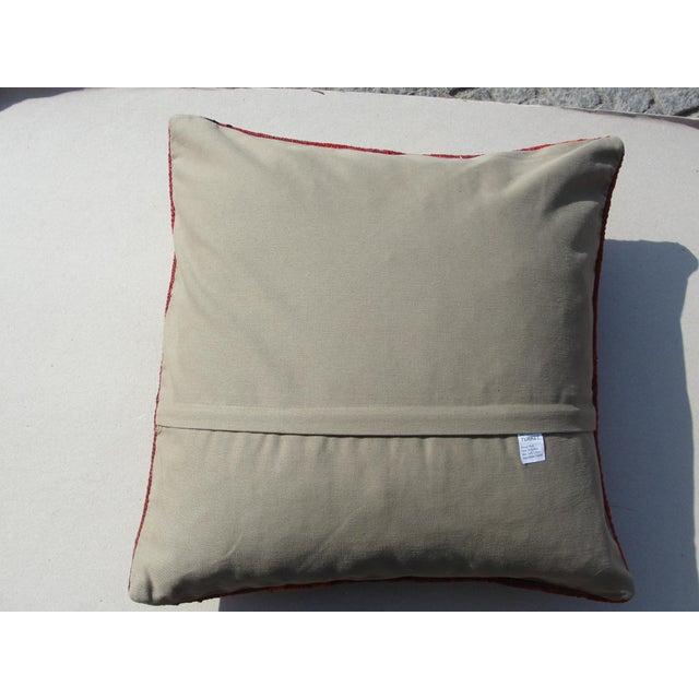 Kilim Rug Pillow - Image 10 of 11