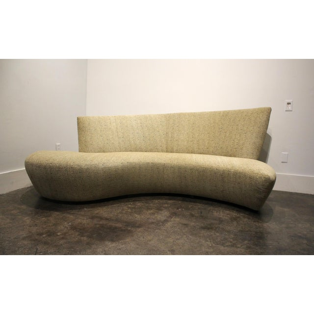 Large Sculptural Bilbao Sofa by Vladimir Kagan For Sale - Image 12 of 12