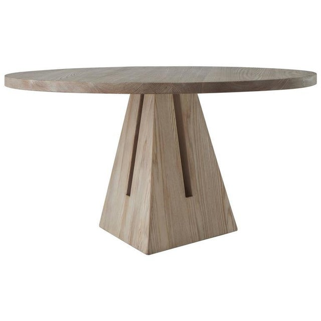 Ash Portal Dining Table by APPARATUS For Sale - Image 7 of 7