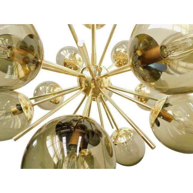 Not Yet Made - Made To Order Diciotto Sputnik Chandelier by Fabio Ltd For Sale - Image 5 of 10