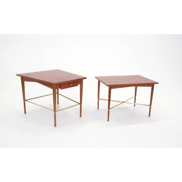 Rare Paul McCobb Trapezoidal Side or End Table For Sale - Image 10 of 10