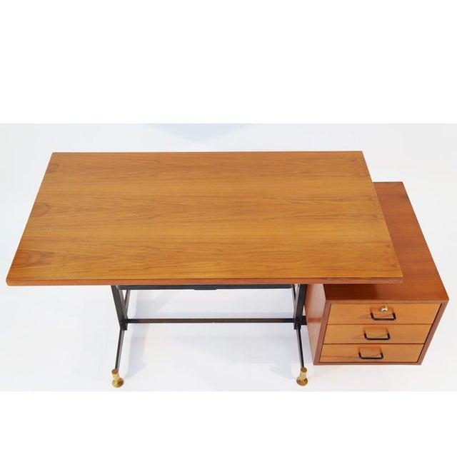 Osvaldo Borsani Desk - Image 2 of 7