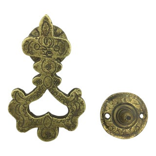Moroccan Door Knocker For Sale