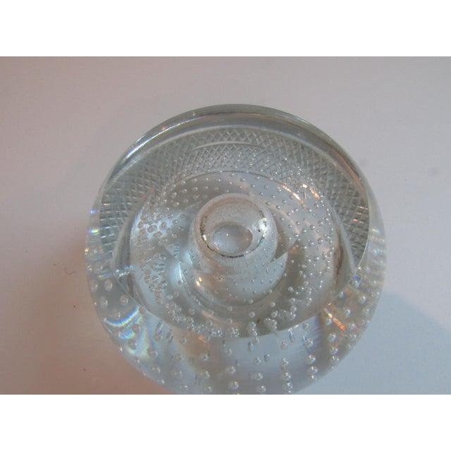 Antique Glass Match Striker For Sale - Image 4 of 8