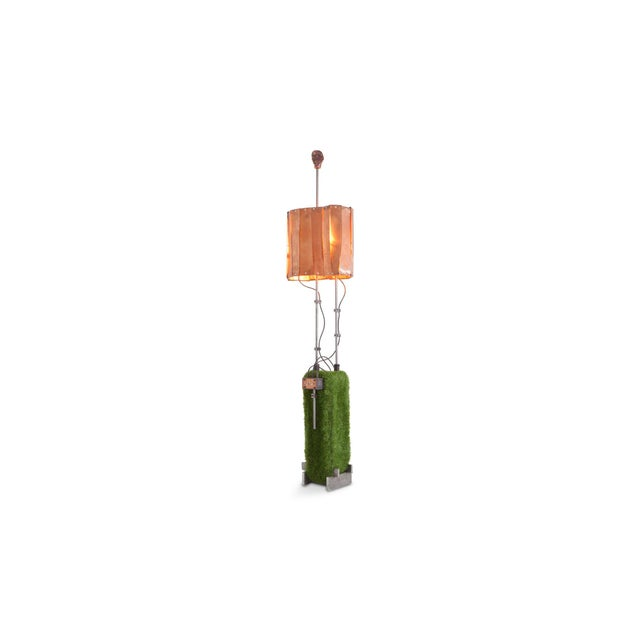 2010s Contemporary Floor Lamp by Belgian Artist Thomas Serruys For Sale - Image 5 of 8