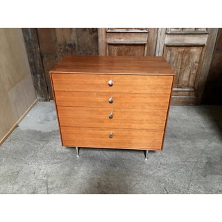 "Mid Century Modern George Nelson ""Thin Edge"" Chest Preview"