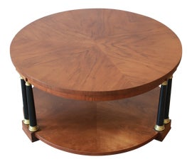 Image of Neoclassical Coffee Tables