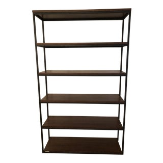 "Mid-Century Modern Article ""Archive"" Shelves For Sale"
