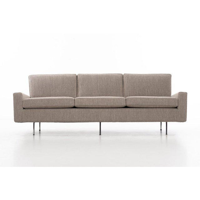 1950s Vintage Florence Knoll Sofa For Sale - Image 11 of 11