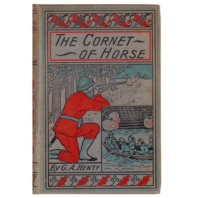 The Cornet of Horse For Sale