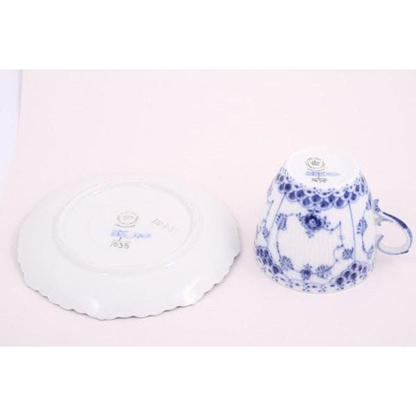 Royal Copenhagen Mini Cup & Saucer - A Pair - Image 4 of 8