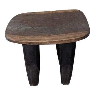 21st Century African Senufo Stool For Sale