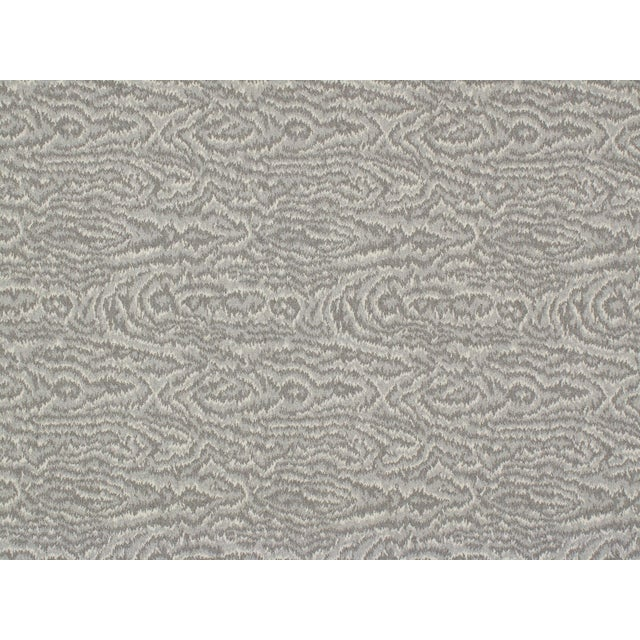 "Stark Studio Rugs Stark Studio Rugs Rug Vero - Zinc 9""x9"" Sample For Sale - Image 4 of 4"