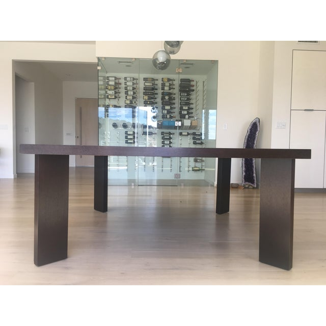 2010s Modern Classic Dining Set & Vases For Sale - Image 5 of 11