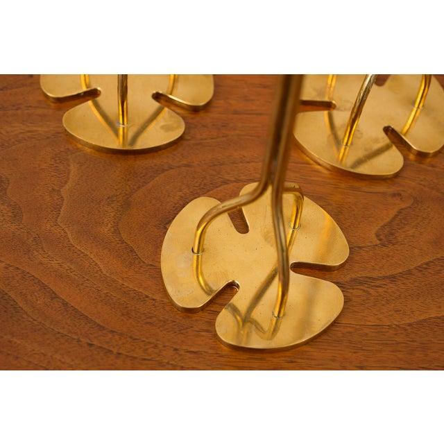 Josef Frank 1950s Josef Frank Candlesticks - Set of 3 For Sale - Image 4 of 12