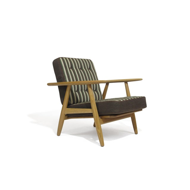 Hans Wegner Cigar Lounge Chair For Sale In San Francisco - Image 6 of 7